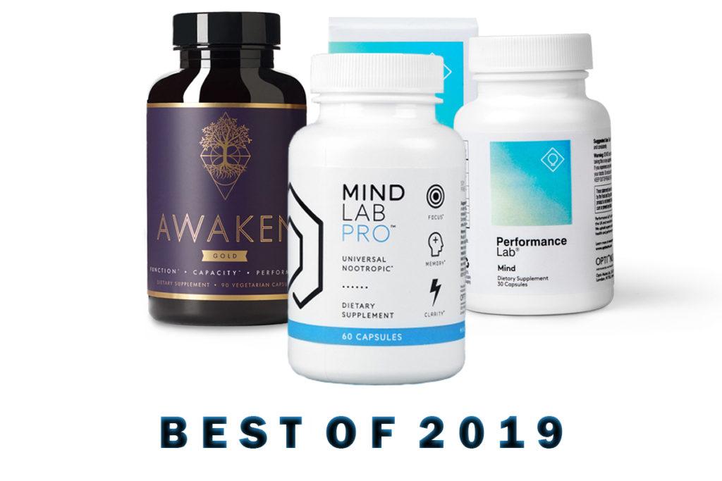 best nootropic supplements of 2019
