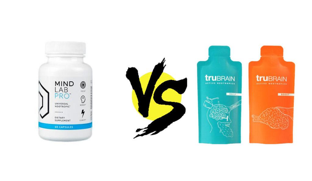 mind lab pro vs. trubrain