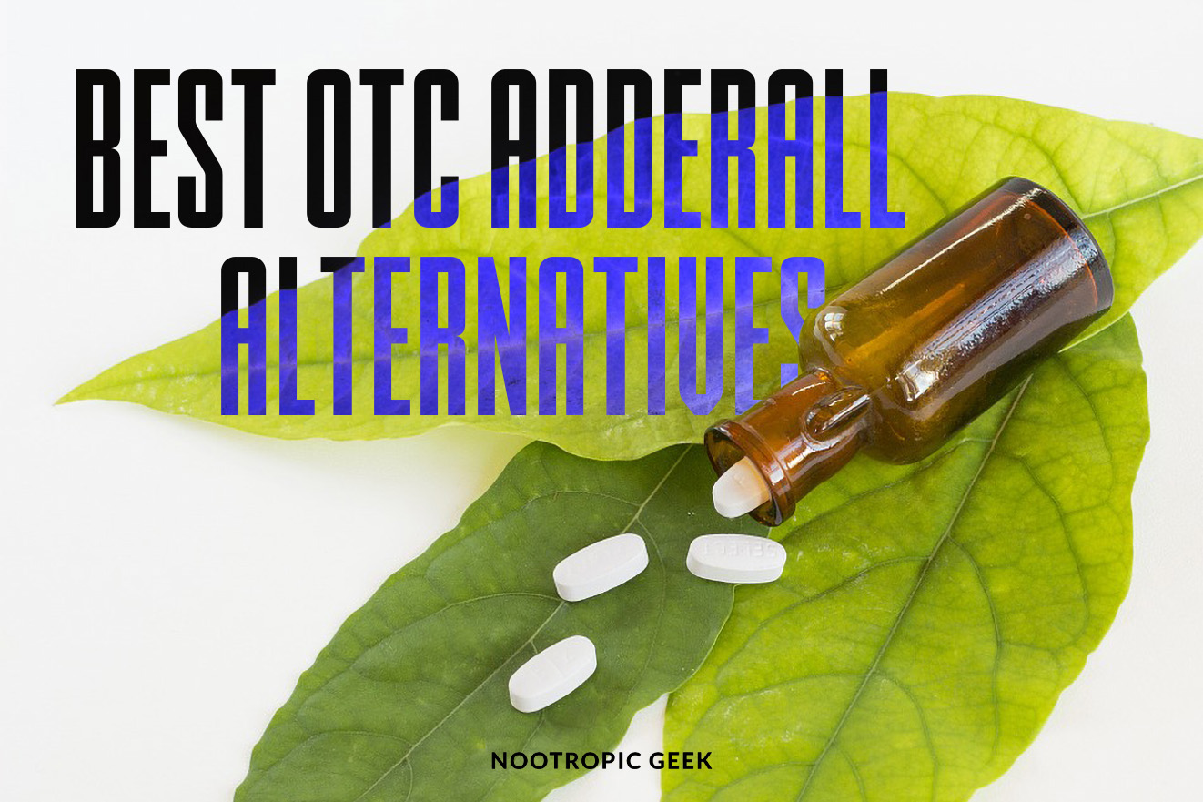 best otc adderall alternatives