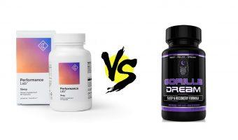 performance lab sleep vs. gorilla dream comparison review