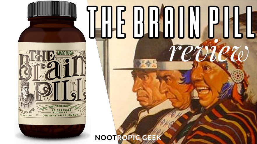 medicine man plant co the brain pill review