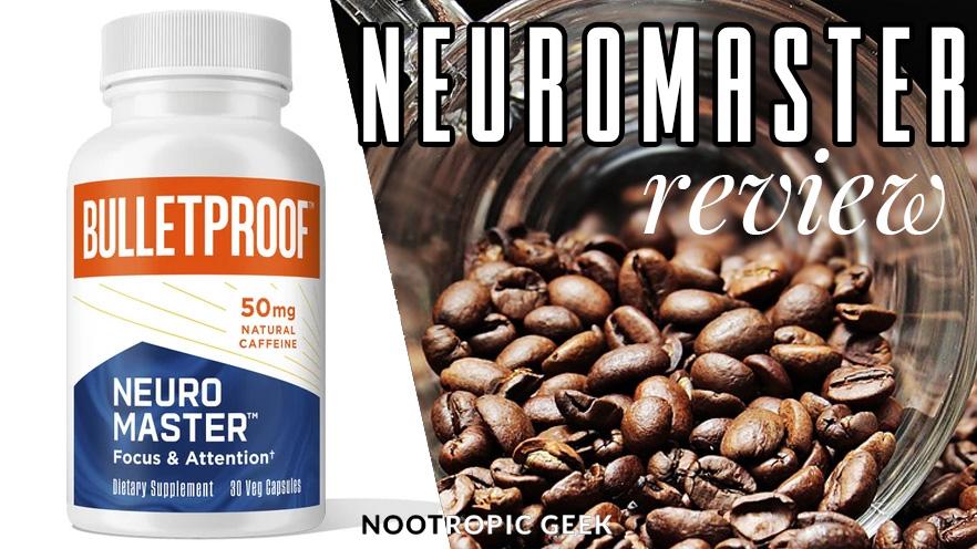 neuromaster review nootropic geek