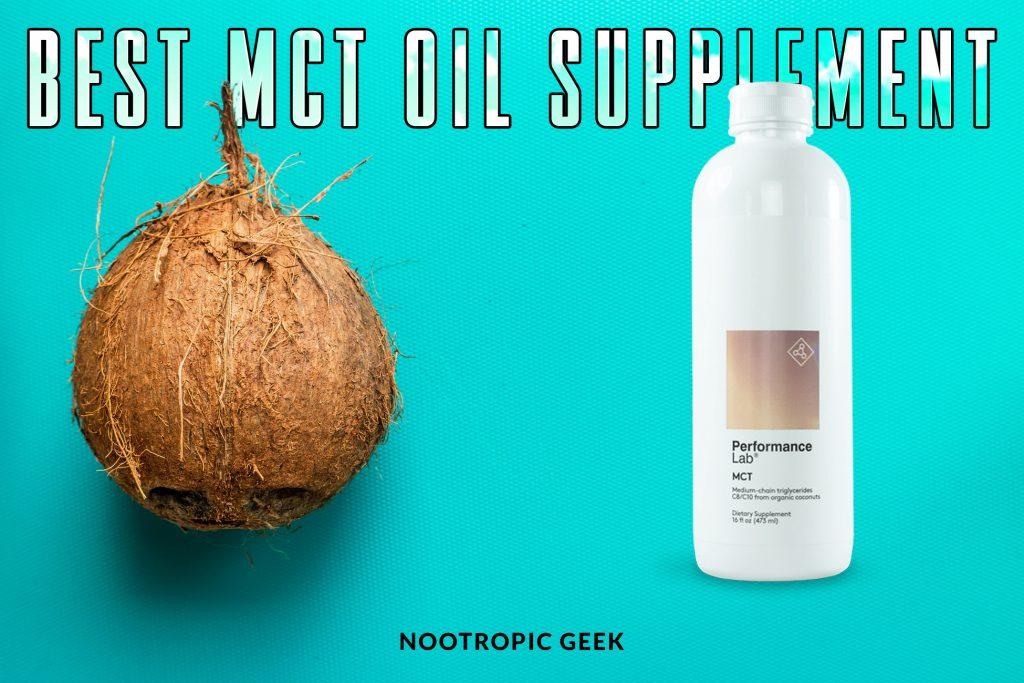best mct oil supplement nootropic geek
