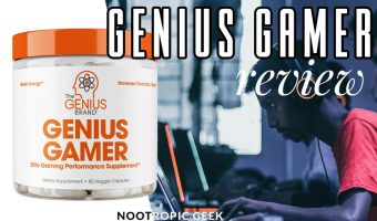 genius gamer review nootropic geek