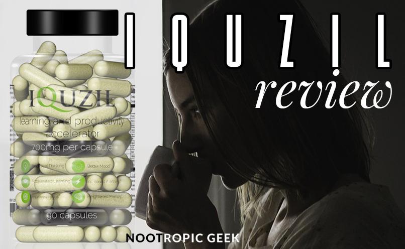 iquzil review nootropic geek