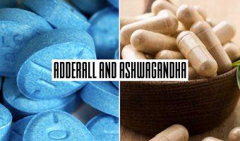 ashwagandha adderall safe mix nootropic geek