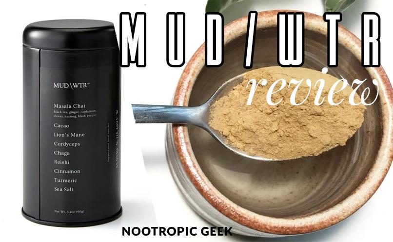 mud/wtr review nootropic geek
